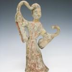 女人俑 仏像
