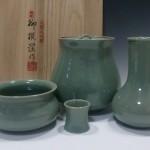 韓国 人間文化財 高麗青磁