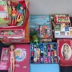 西東京市保谷のお客様よりタミーちゃん、リカちゃん、ママレンジ、ミニカーなど昔の玩具をお売り頂きました。