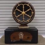東京都東村山市のお客様よりアメリカ製の戦前の古い真空管ラジオや柱時計などをお売り頂きました。
