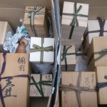 埼玉県川越市にて壷や花瓶、徳利などをお売り頂きました。