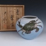 千代田区六番町のお客様より掛け軸や壺、日本刀など遺品買取りのご依頼を頂きました。