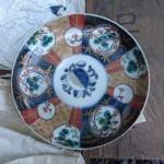 伊万里 金彩 皿