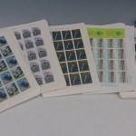 埼玉県新座市にて大量の切手コレクションを買い受け致しました。
