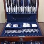 神奈川県相模原市にて銀製カトラリー(CARRS)を買い受け致しました。
