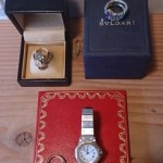 リング 腕時計
