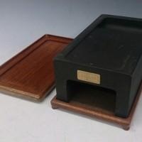 宋坑 唐木 箱
