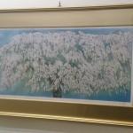 埼玉県狭山市のお客様よりリトグラフ(中島千波)などをお譲り頂きました。