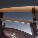 東京都文京区にて人間国宝宮入行平の息子、宮入恵の刀を買い取り致しました。