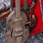 バイオリンベース モズライトタイプ