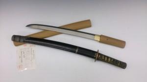 日本刀 拵え 摺上無銘