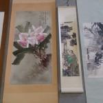 大田区鵜の木にて中国の掛軸(書画)を買取させて頂きました。