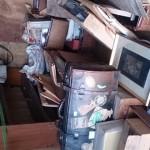 小金井市東町のお客様より解体前の片付けにともないお電話頂きました。