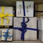 東京都東村山にて茶道具、薩摩切子のぐい吞、中国の掛軸などを買取りさせて頂きました。