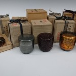 国分寺市東元町にて棗、錫の茶筒などの茶道具を買取りさせて頂きました。