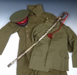 日本陸軍軍服