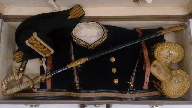 日本海軍 大礼服