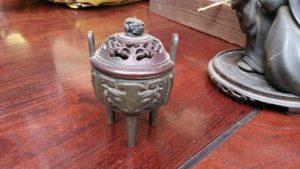 中国銅香炉